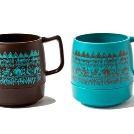 DINEX, Stussy - Positive Vibration Mugs