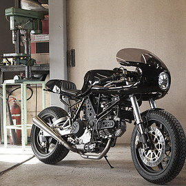 Ducati - 900 SS by Wrenchmonkees - Denmark (Should I say more?)