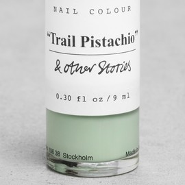 & Other Stories - mint Nail Colour