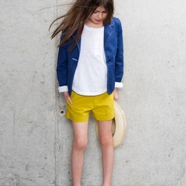 little fashionista - cotton jk and short pants