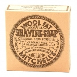 Mitchell's Wool - Fat Luxury Shaving Soap Refill