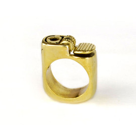 Monserat De Lucca   - Lighter Ring