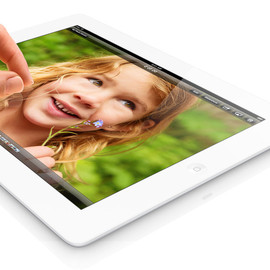 Apple - iPad with Retina display (4th)