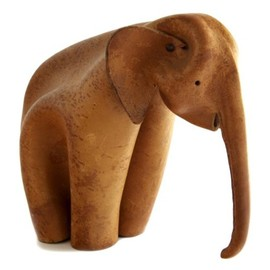 A German company ,Deru - Leather Elephant by Deru