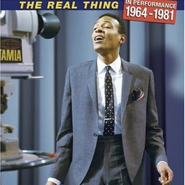 Marvin Gaye - Marvin Gaye: The Real Thing - In Performance 1964-1981