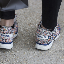 Chanel - sneakers