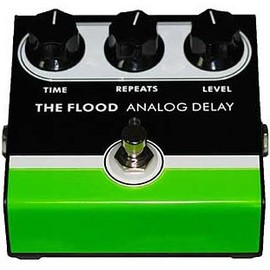 JET CITY AMPLIFICATION - JET CITY AMPLIFICATION / The Flood Analog Delay