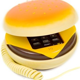 Spitfire Design - Cheeseburger Burger Phone