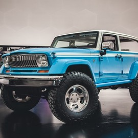 Jeep - Chief Concept