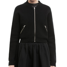 Acne - Olympia boiled black