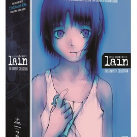 中村 隆太郎 - Serial Experiments lain The Complete Collection(BD/DVDコンボ) 北米盤
