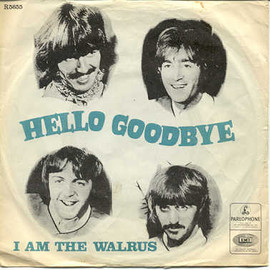 The Beatles - Hello,Goodbye