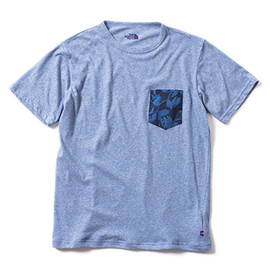 THE NORTH FACE PURPLE LABEL - H/S Tee