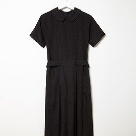 COMME des GARCONS - Front Pleats Dress
