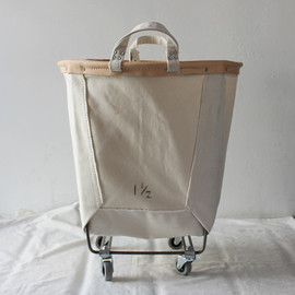 STEEL CANVAS BASKET CORP - ROUND CARRY BASKETS