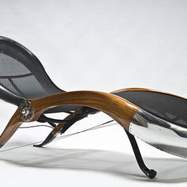 David Catta - The Aviator Lounge Chair