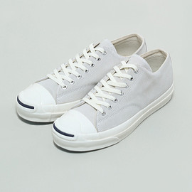 CONVERSE - JACK PURCELL 80 SUEDE (WHITE)