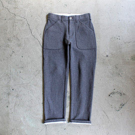 Curly - CLOUDY WELT TROUSERS