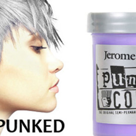 JEROME RUSSELL - 【PUNKY COLOR】PLATINUM BLONDE (WHITE) TONER