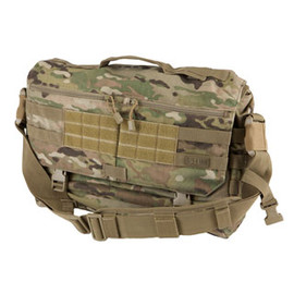 5.11 Tactical - Rush Delivery Tactical Messenger Bag - Multicam