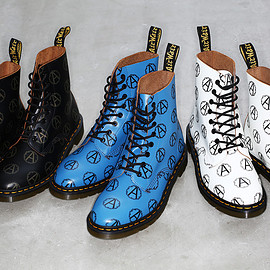 Supreme, UNDERCOVER, Dr.Martens - Anarchy 8-Eye Boot