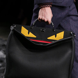 FENDI - SELLERIA BUGS PEEKABOO, Bag