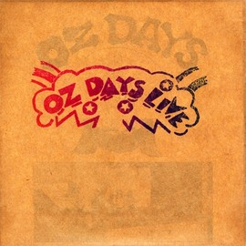 Various Artists - OZ DAYS LIVE (CD)