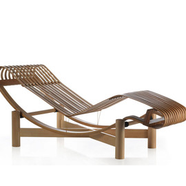 "Charlotte Perriand - Bamboo chair (from ""Charlotte Perriand au Japon"", Kamakura exhibition)"