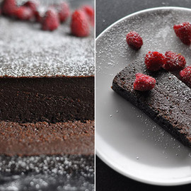 Chocolate Cinnamon Terrine