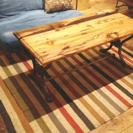 Journal Standard Furniture - TEXEL RUG 160*120cm(ラグ・マット)|ベージュ