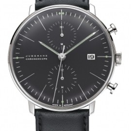 JUNGHANS - Max Bill Chronoscope 027/4601.00