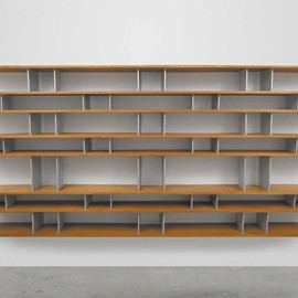 "Charlotte Perriand - Shelves ""Music to the Eyes"""