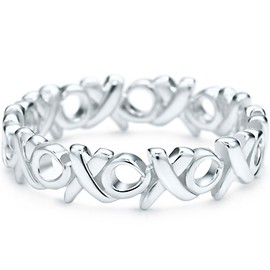 Tiffany & co - xoxo Ring