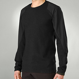Arc'teryx Veilance - Graph Sweater Black