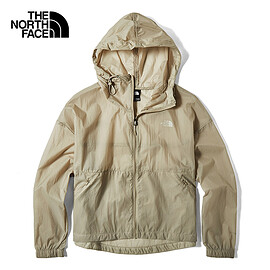 The North Face - THE NORTH FACE W SA WIND JACKET - AP -CROCKERY BEIGE