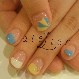atelier +LIM - hand nail