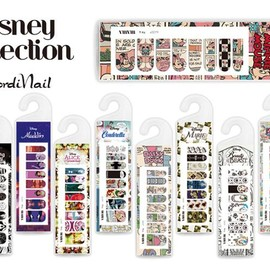 VlliVlli - DISNEY GIRLS PROJECT LAFORET COLLECTION ネイルシール