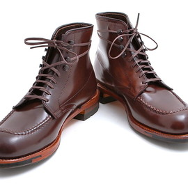 ALDEN - Indy boot cigar shell cordovan