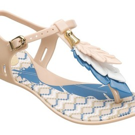 melissa - Lua Feather Sandals