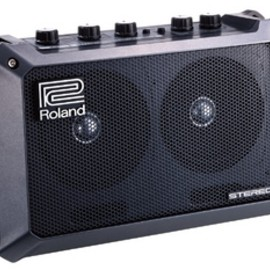 Roland - MOBILE CUBE <Battery Powered Stereo Amplifier>