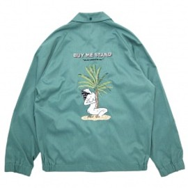 SON OF THE CHEESE - 1980s JKT S Green
