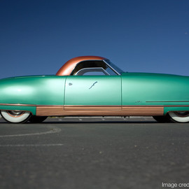 Chrysler - LeBaron Chrysler Thunderbolt 1941