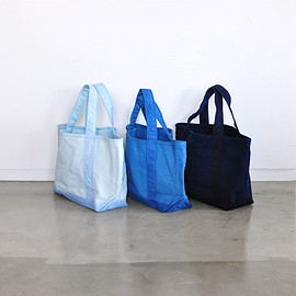 TEMBEA - SUPER LT-INDIGO OPEN TOTE MEDIUM
