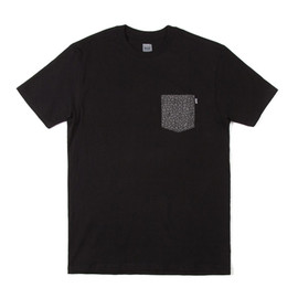 HUF - QUAKE REFLECTIVE POCKET TEE