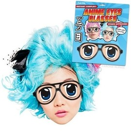 Accoutrements - Anime Eyes Glasses