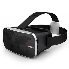 HABOR - Habor 3D VR Virtual Reality Headset Video Glasses