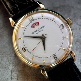 Jaeger-LeCoultre - Powermatic Bumper Vintage Watch