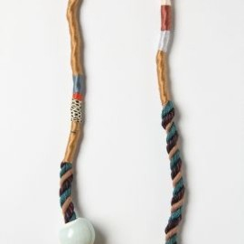 Anthropologie - Agassiz Ceramic Necklace