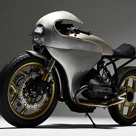 Eastern Spirit Garage - BMW R80 cafe racer