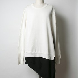ANREALAGE - SHADOW ASYMMETRY KNIT